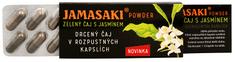 Phoenix Division Jamasaki powder - zelený jazmínový a červený čaj - cestovné balenie 10 x 1 g