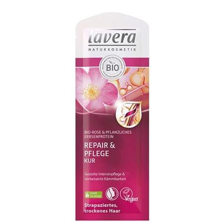 Lavera Intensywne utwardzanie włosów do sucha i podkreślić włosów (konserwacja i naprawy) 20 ml