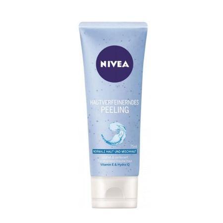 Nivea Zmiękczanie łuszczenie skóry (Skóra Rafinacja szorowania) 75 ml