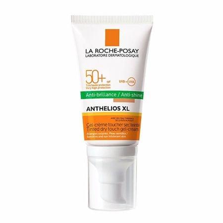 La Roche - Posay Gel-színű zavarosító SPF 50+ Anthelious XL (Napvédő Touch száraz gél krém) 50 ml