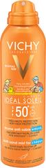 Vichy Ideal Soleil napvédő spray gyerekeknekSPF50 (Anti-Sand Mist for Children) 200 ml