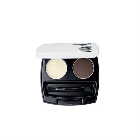 Avon Mark szemöldökformázó készlet (Eye Brown Set) 2,6 g (árnyalat Pro brunetky)