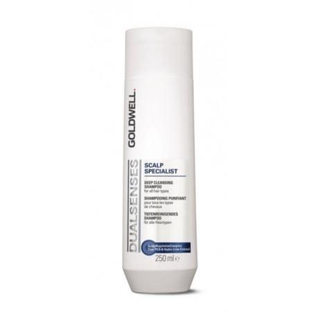 GOLDWELL Mély tisztító sampon minden haj Dualsenses Scalp Special ist (Deep Cleansing Shampoo) (mennyiség 250 ml)