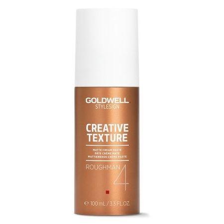 GOLDWELL Kremowe pasty Stylesign tekstury włosów (Roughman Twórczy tekstury) 100 ml