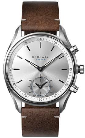 Kronaby Vodotěsné Connected watch Sekel S0714/1
