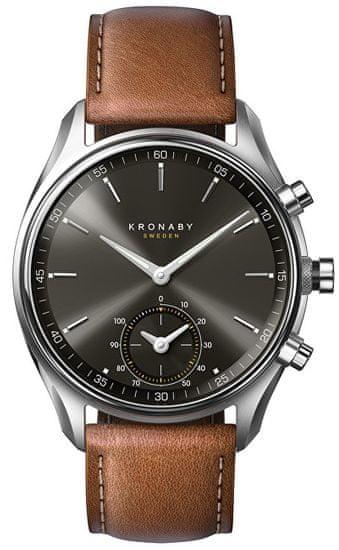 Kronaby Vodotěsné Connected watch Sekel S0719/1