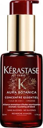 Kérastase Aura Botanica Concentrate Essential tápláló és erősító olaj száraz hajra(Aromatic Nourishing Oil)