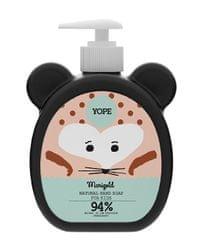 Yope Tekuté mydlo na ruky pre deti s nechtíkom 400 ml