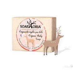 Soaphoria Szerves szappan gyerekeknek Babyphoria (Organic Baba szappan) 115 g