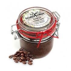 Soaphoria Naturalny peeling ciała filiżanka kawy (Coffee Time Peeling do ciała) 255 ml