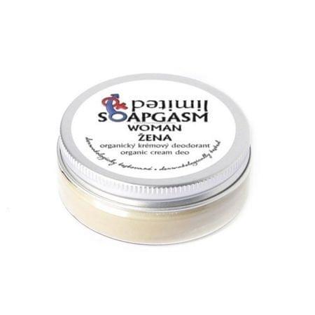 847db25ef7 Soaphoria Természetes dezodor krém Soapgasm nő (Organic krém Deo nő) 50 ml