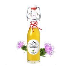 Soaphoria Organický kosmetický olej Ostropestřecový (Milk Thistle Oil)