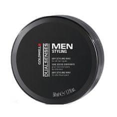 GOLDWELL Dualsenses For Men közepes tartást biztosító száraz hajformázó férfiaknak(Dry Styling Wax) 50 ml