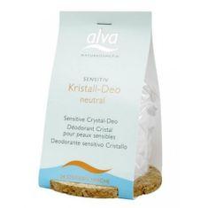 Alva Deo kryształ stałe z wkładką korkową (kryształ deo Sensitive) 100 g