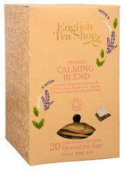 English Tea Shop Čaj Upokojujúci zmes 20 pyramidek