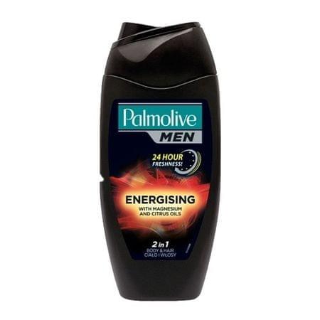 Palmolive Energetyzujący żel pod prysznic dla mężczyzn 3w1 Ciało i włosy For Men (Energising 3 In 1 Body, Hair (objętość 250 ml)