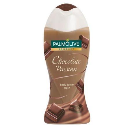 Palmolive żel pod prysznic o zapachu czekolady Gourmet (Butter Chocolate Passion mycia ciała) (objętość 250 ml)