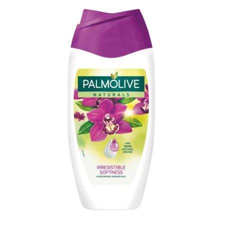 Palmolive Naturals żel pod prysznic z orchidei (Irresistible Miękkość Czarna orchidea i nawilżający mleko) (ob