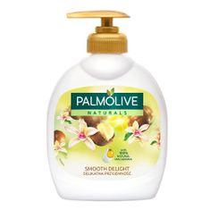 Palmolive Folyékony szappan Macadamia olajjal és vanília Naturals (Smooth élvezet Macadamia Oil & Vanília)