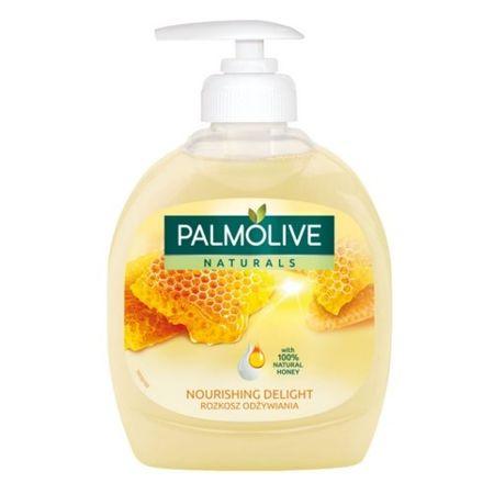 Palmolive Mydło z wyciągiem z mleka i miodu Naturals (odżywczy Milk & miodu Delight) (objętość 300 ml)