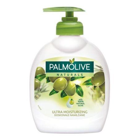 Palmolive Nawilżające mydło w ekstraktach z oliwek i Naturals (Ultra nawilżający mleka z oliwek) (objętość 300