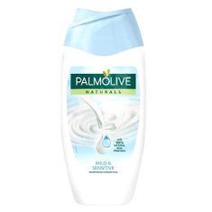 Palmolive Naturals tusfürdő tejproteinnel (Mild & Sensitive Moisturizing Shower Milk) 250 ml