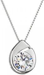 Preciosa Delikatne srebrny naszyjnik 5105 00 srebro 925/1000