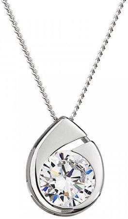 Preciosa Strieborný náhrdelník WISP 5105 00 (retiazka, prívesok) striebro 925/1000