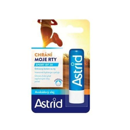 Astrid Sport ajakbalzsam SPF 20 4,8 g