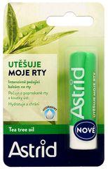 Astrid Intensywnie pielęgnujący balsam do ust z drzewem herbacianym 4,8 g