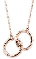 Brosway Oceľový náhrdelník Romeo & Juliet BRJ52