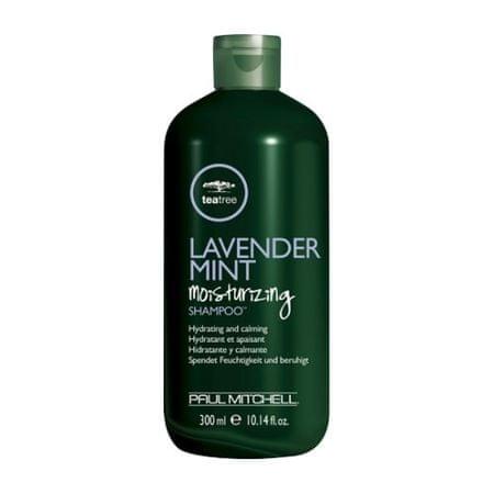 Paul Mitchell Hydratační a zklidňující šampon pro suché vlasy Tea Tree (Lavender Mint Shampoo) (Objem 1000 ml)