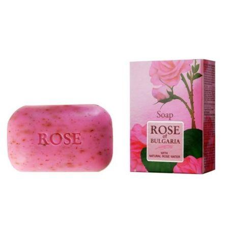 BioFresh Rose Of Bulgaria természetes szappan rózsavízzel (Soap) 100 g