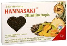 Hannasaki UltraSlim - Tropic - čajová zmes 50 g