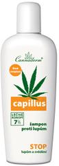 Cannaderm Šampon proti lupům Capillus 150 ml