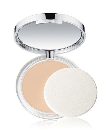 Clinique Almost Powder kompaktpúderalapozó SPF 15 (Powder Make-Up) 10 g (árnyalat 02 Neutral Fair (VF/MF))