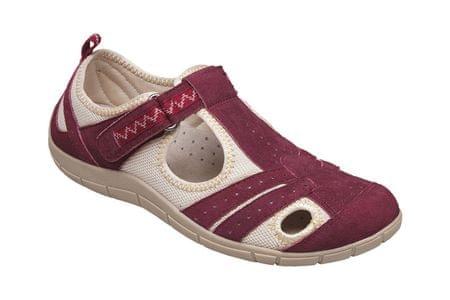 1baf3a008b78 SANTÉ Zdravotná obuv dámska MDA   159-22 vínová (Veľkosť vel. 36 ...