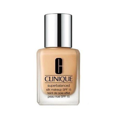 Clinique Jedwabisty makijaż do łączenia i tłustej Superbalanced SPF 15 (makijażu jedwabiu) 30 ml (cień 14 Sil
