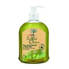 Le Petit Olivier Prírodné tekuté mydlo s olivovým olejom Oliva ( Pure Liquid Soap) 300 ml