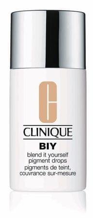 Clinique Pigmentové kapky Blend It Yourself BIY (Pigment Drops) 10 ml (Odstín 115)