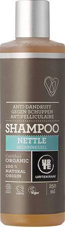 Urtekram Šampón žihľavový - proti lupinám 250 ml BIO