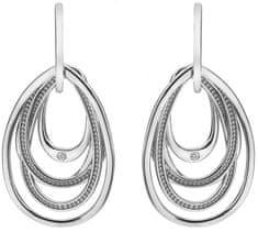 Hot Diamonds Chandelier Vintage Drop ezüst fülbevaló gyémántokkal DE496 ezüst 925/1000