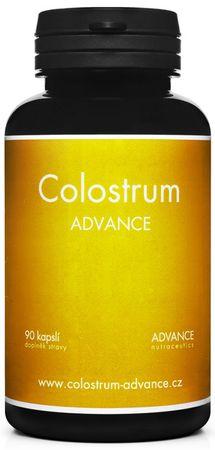 Advance nutraceutics Colostrum ADVANCE 90 kapsúl