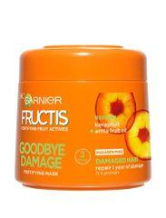 Garnier Posilňujúci maska pre poškodené vlasy Fructis (Goodbye Damage Mask) 300 ml