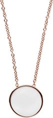 Skagen Dámsky bronzový náhrdelník SKJ0949791