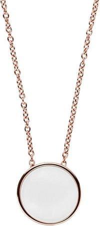 Skagen Vörös arannyal bevont női nyaklánc SKJ0949791