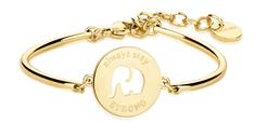 Brosway bransoleta ze stali Elephant Chakra BHK24