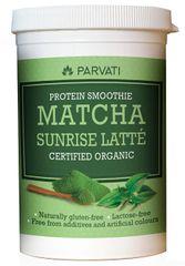 Parvati PROTEIN SMOOTHIE – Matcha Sunrise Latté 160 g