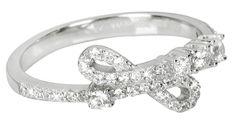 Silver Cat Srebrni prstan z cirkoni SC236 srebro 925/1000