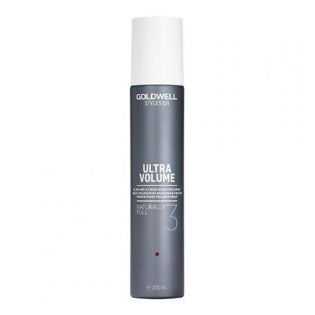 GOLDWELL Objętościowe sprayu do dokładnej objętości włosów StyleSign Ultra (pełne Naturalnie 3) 200 ml